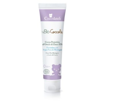 BIO COCCOLE Crema Protettiva Ossido Di Zinco 100 ml