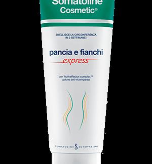 Crema Snellente Somatoline Cosmetic Pancia e Fianchi Express