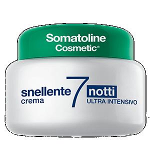 Crema Snellente Somatoline Cosmetics 7 Notti Ultra Intensivo