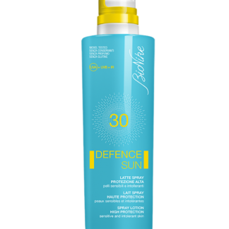 Bionike latte solare spray protezione 30